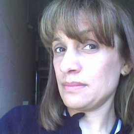 Retrato de Analia Noemí Delgado