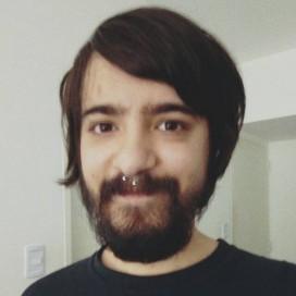 Retrato de Benn Garcia