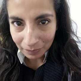 Retrato de Irene Hernández