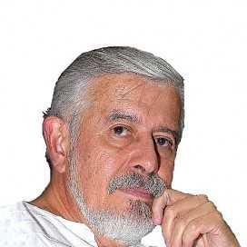 Retrato de Gabriel Simón