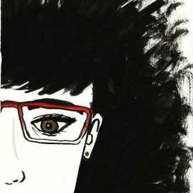 Retrato de Marcelilla Pilla