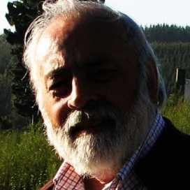Retrato de Hugo Luis Cáceres Jara