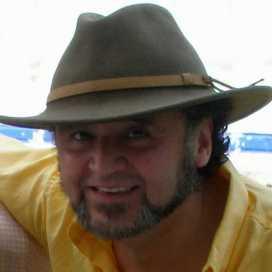 Retrato de Manuel Herrera