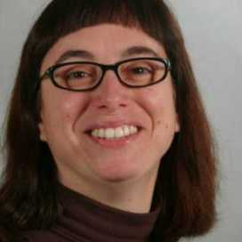 Retrato de Maria del Pilar Rovira Serrano