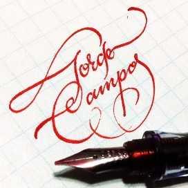 Retrato de Jorge Campos