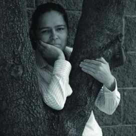 Retrato de Maya García
