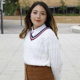 Retrato de Shasia Lee