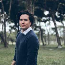 Retrato de Alejandro Jimenez