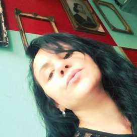 Retrato de Adriana Patricia Castelmezzano