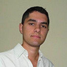Retrato de Sergio Lamamy