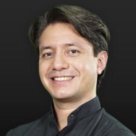 Retrato de Luis Montero Hernández