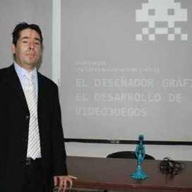 Retrato de Marcelo Rodríguez Briones