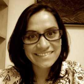 Retrato de Silvia Galván