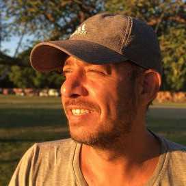 Retrato de Germán Lang