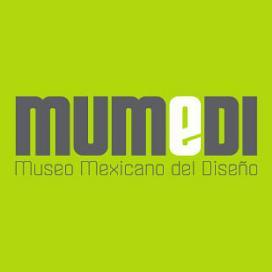 Logotipo de Mumedi, Museo Mexicano del Diseño