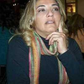 Retrato de Graciela Cristina Laplagne