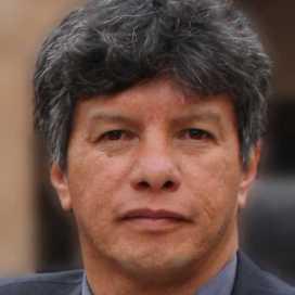 Retrato de Germán Cantor