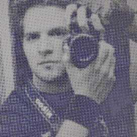 Retrato de Ivan García Múzquiz