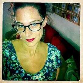 Retrato de Daniela Rogoza