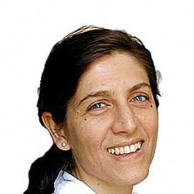 Retrato de Zalma Jalluf