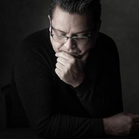 Retrato de Carlos Alberto Estrada