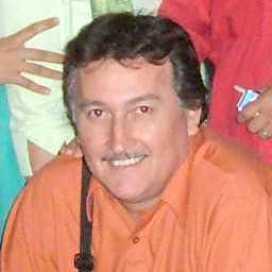 Retrato de Víctor Manuel Lopez Moreira Paredes