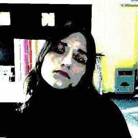 Retrato de Natalia Ugolini