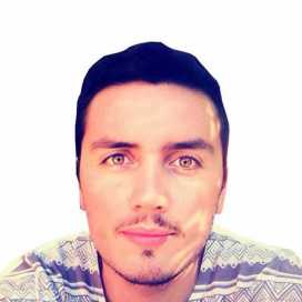 Retrato de Javier Mariscal