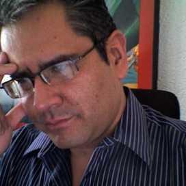 Retrato de Alberto Mijares