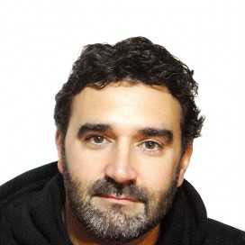 Retrato de Fabio Ares