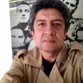 Retrato de Gonzalo Jiménez