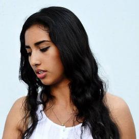 Retrato de Neysa Santoscoy