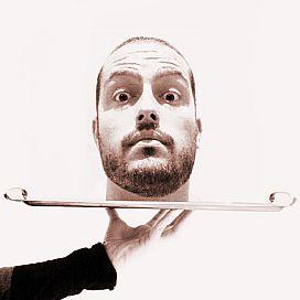 Retrato de Tony Ventura Ventura