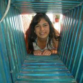 Retrato de Karla Gallardo