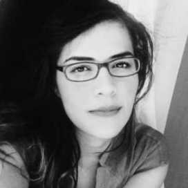 Retrato de Mayra Canela