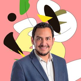 Retrato de Manolo Jacinto