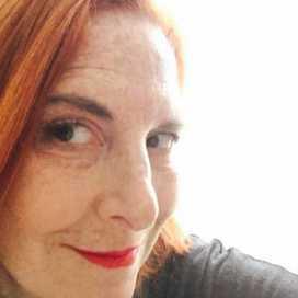 Retrato de Marcela García