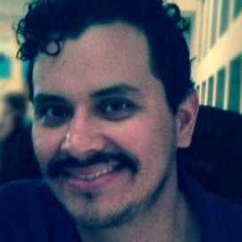 Retrato de Ángel Jiménez