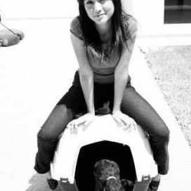 Retrato de Marisol Ramon Lazaro