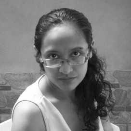 Retrato de María Del Pilar Hernández Arvizu