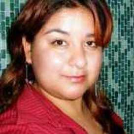 Retrato de Aurora Ramírez