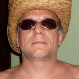 Retrato de Ruben Alonso