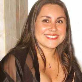 Retrato de Jeanette López Pedemonte