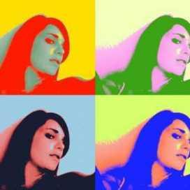 Retrato de Carolina González