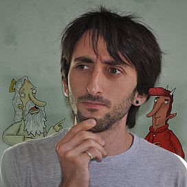 Retrato de Lucas Reibak