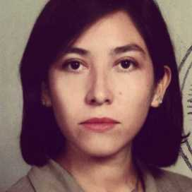 Retrato de Claudia Peredo Gutiérrez