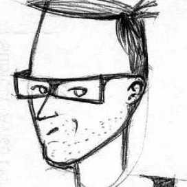 Retrato de Mariano González