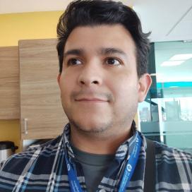Retrato de Rubén Vázquez