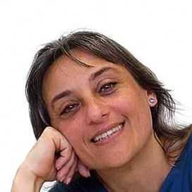 Retrato de Rosana Malaneschii