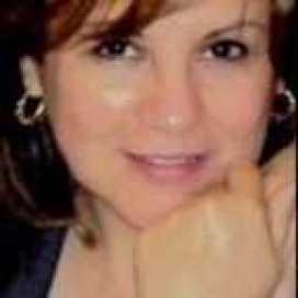 Retrato de Tere Bustamante de Molina